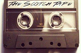 Prone – The Scotch Tape (Mixtape)