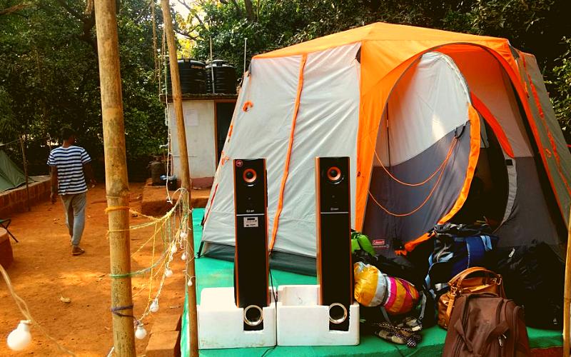 camping-halfwayhome-gokarna