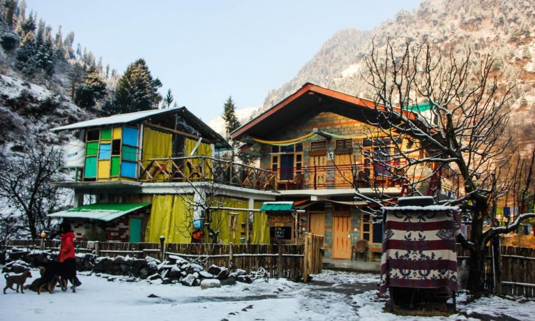 the-crazy-indian-pad hostels manali