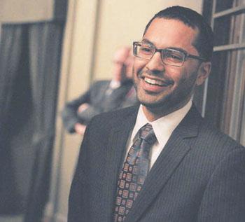 Abdul Omari  Photo by Jaak Jensen courtesy of the University of Minnesota Humphrey School of Public Affairs