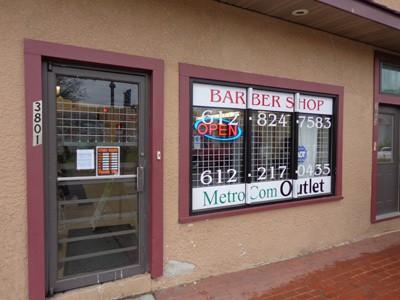 park board.barbershop