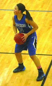 Hopkins sophomore Ashley Bates Photo by Mitchell  Palmer McDonald