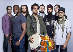 Red Baraat Photo by Erin Patrice O'Brien