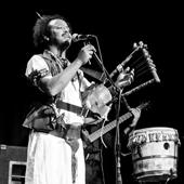Otaak Band's Ahmed Said Abuamna Photo by Sarah White
