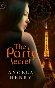 Bookcover provided by Angela Henry
