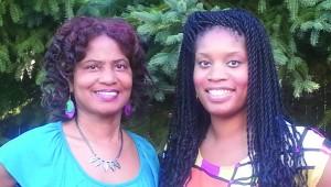 Authors Linda and Nneka Onyilofor Photos courtesy of the authors