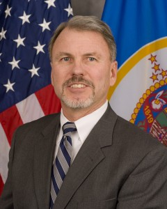 Department of Corrections Commissioner Tom Roy Photo from mn.gov