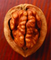 Normally, the prostate gland is no bigger than a walnut.