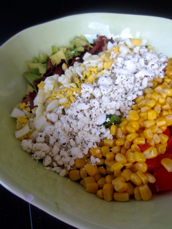 Chopped BLT Cobb Salad