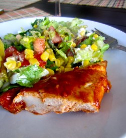 Oven-Baked BBQ Chicken Breast