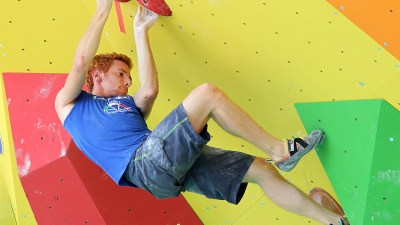 Coppa Italia Boulder: Gabri is back!