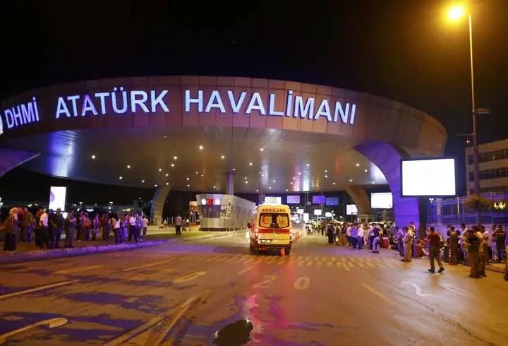 """Istanbul, una strage con 36 morti e 147 morti"""""""