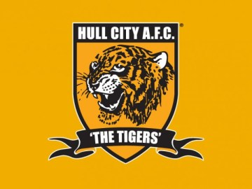 Il logo dell'Hull City AFC