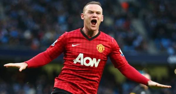Wayne Rooney 3rd Best Player In The World Wayne Rooney