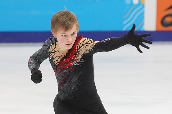 Михаилу Коляде исполнилось 22 года (Источник фото: http://www.sportobzor.ru)