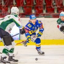 V neděli 16. října 2016 se v Karlovarské KV Aréně odehrál hokejový zápas 13. kola TipSport Extraligy ledního hokeje mezi celky HC Energie Karlovy Vary a PSG Zlín. ROMAN TUROVSKÝ