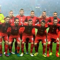 11.11.2016 Praha ČR /sport / fotbal/ kvalifikace na MS 2018/ Cesa republika/ Norsko/ FiFA World Cup 2018 Qvalifying round czech Republic Norway FOTO CPA