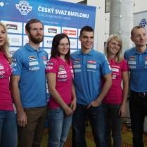 23.11.2017 Praha / sport / Biatlon/ TK foto CPA