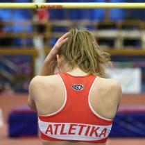 9.12.2017 / Praha / sport / atletika / MEZIKRAJOVÉ UTKÁNÍ STARŠÍHO ŽACTVA/ FOTO CPA