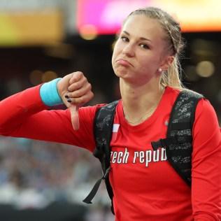 4.8.2017 Londyn / sport / atletika / MS Atletika/ foto CPA