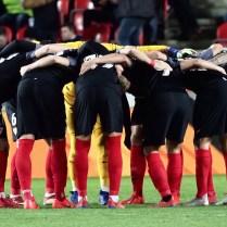 osmifinále Evropské ligy, v níž slávisté po velkém dramatu vítězstvím 4:3 vyřadili FC Sevillu.