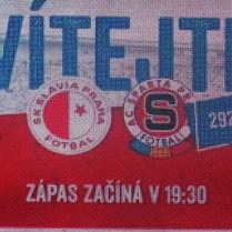 24.4.2019 SK Slavia Praha - AC Sparta Praha Moll Cup semifinale. Photo by CPA