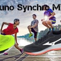 Mizuno Synchro MX - La running rapport qualité/prix