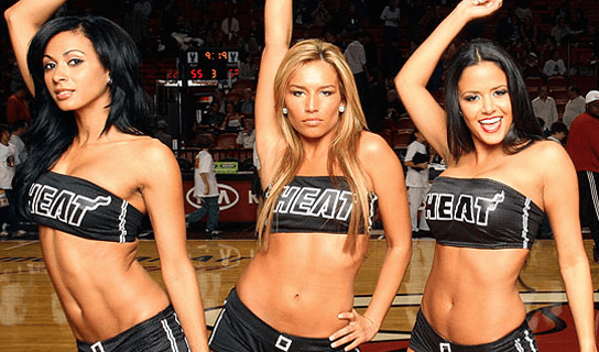 heat dancers
