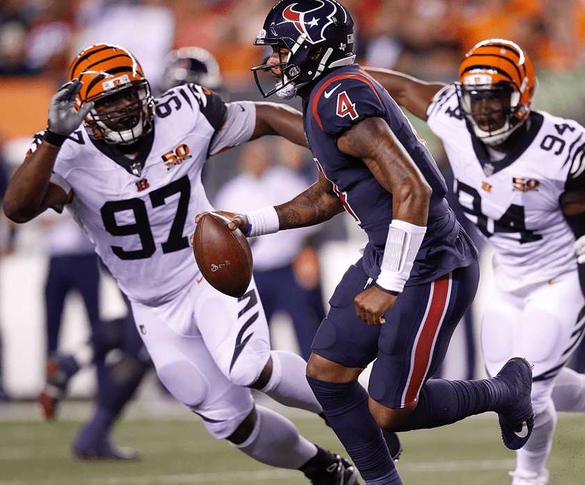 Assessing Deshaun Watson's First NFL Start