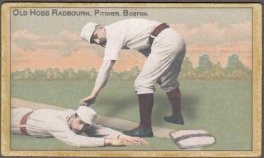 Beginnings - Radbourn