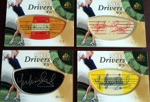 2014-SP-Game-Used-Golf-Inked-Drivers-Michelle-Wie-4-levels-rarirty