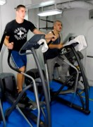 using machine for cardio exercises