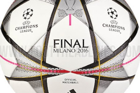 ballon final milano ligue des champions 2016 1