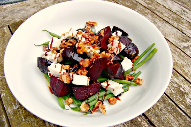 Beetroot salad 2