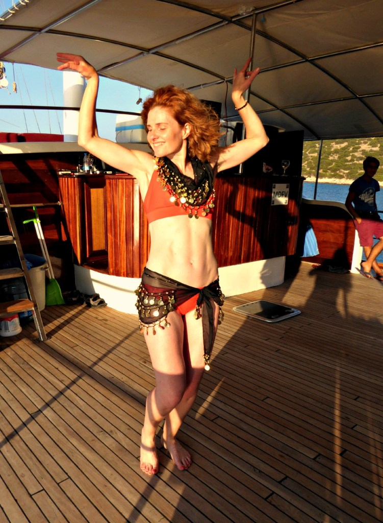 MDFV - Patricia belly dancing
