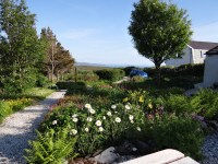 Springbank self catering holiday cottage has a large secluded garden