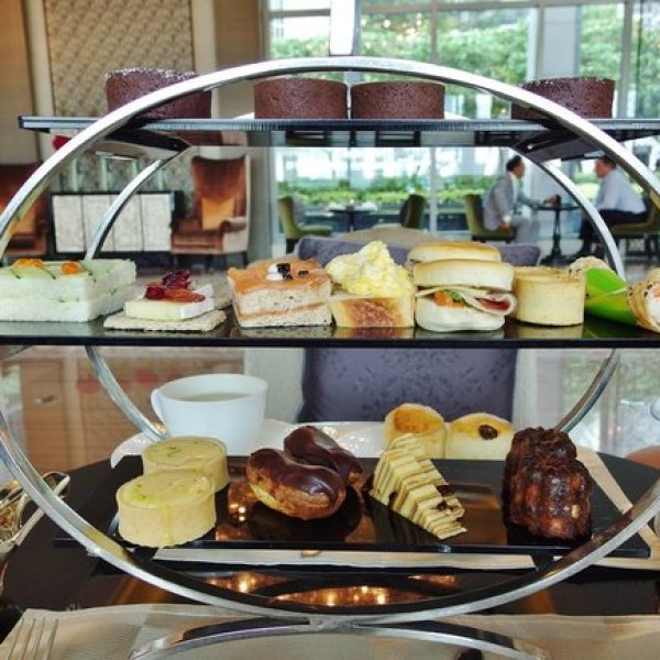 An Exquisite Afternoon High Tea @ The Landing Point, Fullerton Bay Hotel