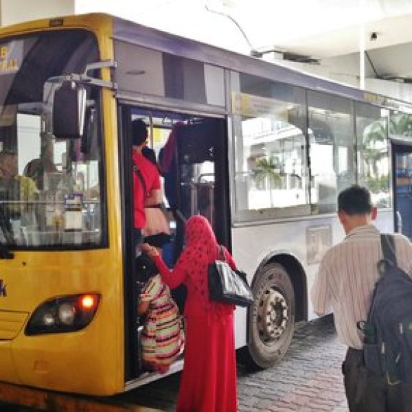 How to get to KSL City by bus? - Johor Bahru Shuttle Bus Guide