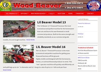 wood beaver