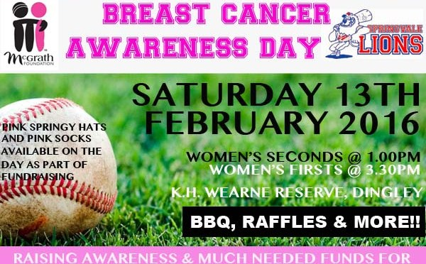 Breast Cancer Day 2016
