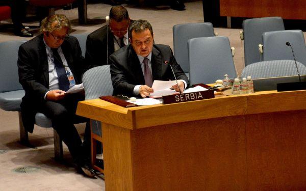 Говор Дачића на састанку Комитета СБ УН за борбу против тероризма и заустављање протока страних бораца