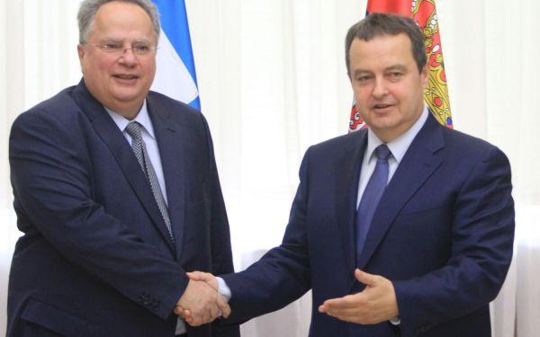 Грчка и Србија традиционални пријатељи