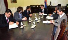 Опроштајна посета амбасадора Ирака у Србији