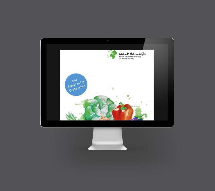 Albert Schweitzer Stiftung für unsere Mitwelt - Großverpflegung vegan