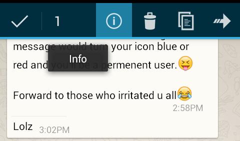 Whatsapp Tricks 2014