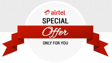 airtel handset offers for moto, smasung, nokia