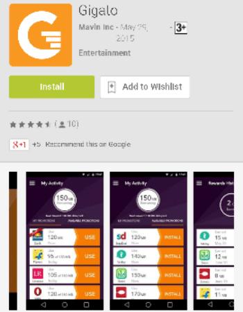 Gigato free 3g data