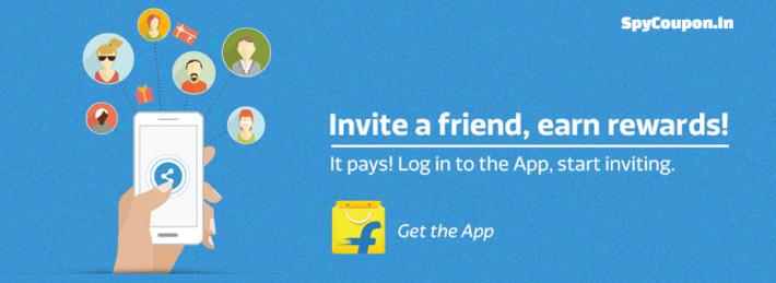 flipkart invite & earn 1000 Rs