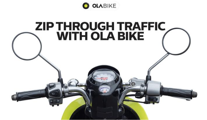 ola bike offers