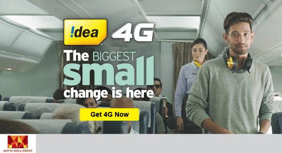 idea 4g offer